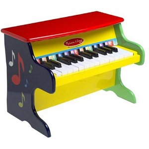 Melissa and Doug Piano 50% off