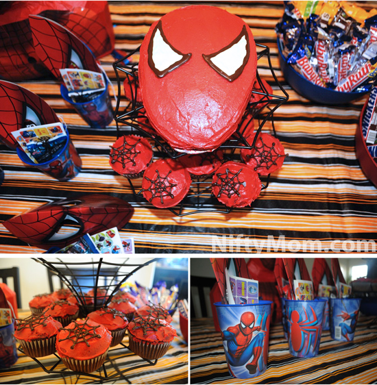 The Amazing Spiderman Party #SpiderManWMT
