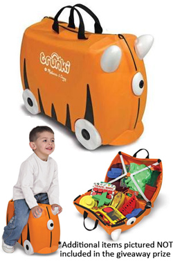 Melissa and Doug Trunki Giveaway