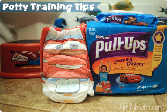 Huggies Pull-Ups and Potty Training Tips #HuggiesWalmart #CBias