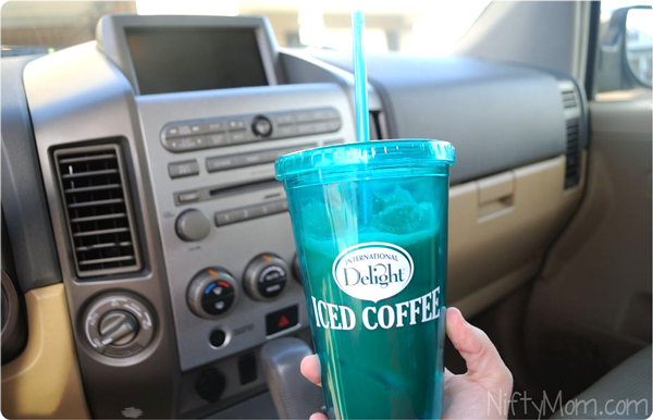 International Delight Light Iced Coffee #LightIcedCoffee #CBias