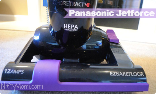 Panasonic Vacuum Review