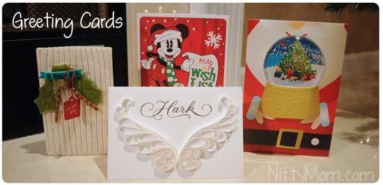 Hallmark Signature and Interactive Greeting Cards