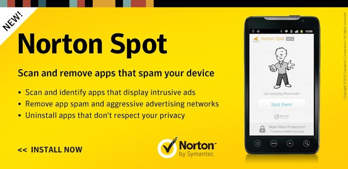 Norton Spot for Android