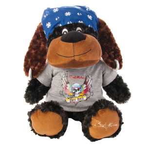 PetSmart Luv-A-Pet Bret Michaels Plush