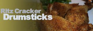 Oven Baked Breaded Chicken