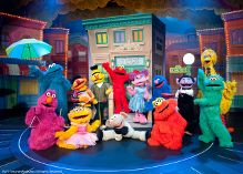 Sesame Street Live in St. Louis at the Peabody