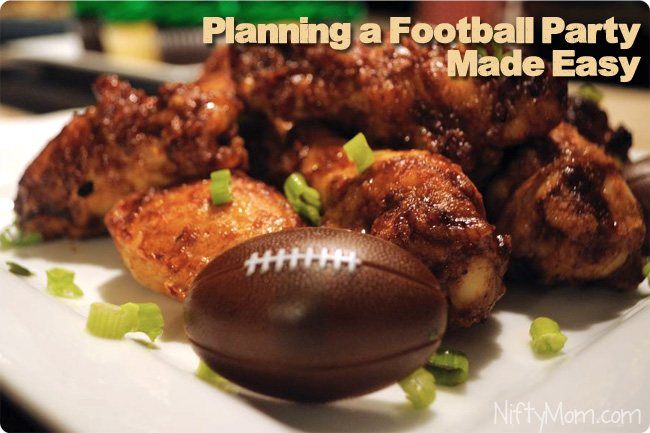 Planning a Football Party Made Easy with Tyson #MealsTogether #Cbias