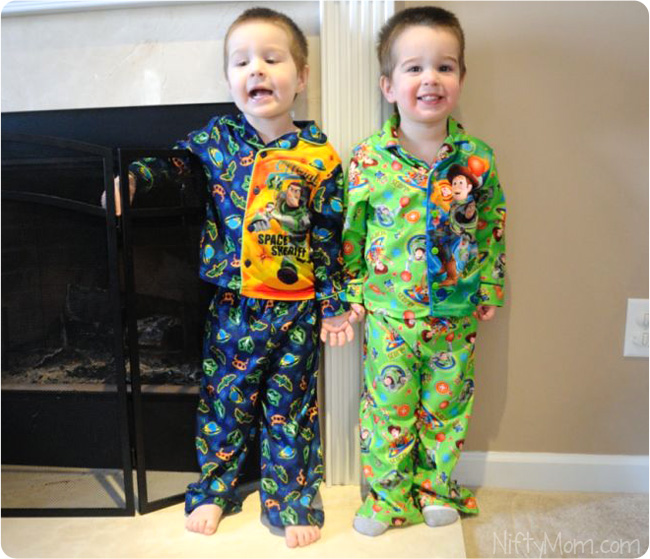 Clearance Toy Story Pajamas #CookiesKids #CBias
