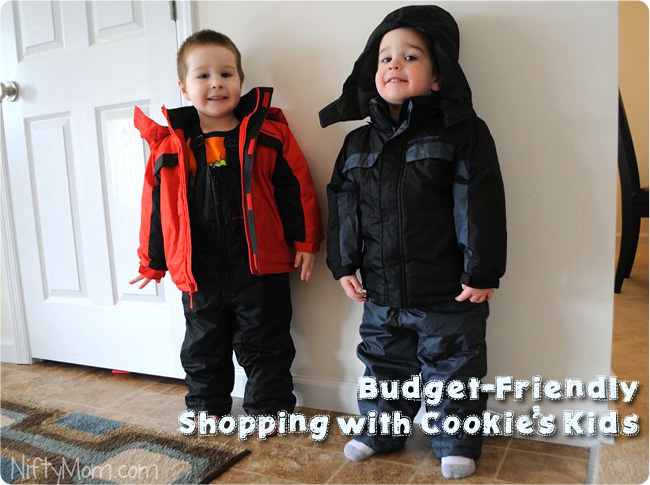 Shopping Clearance on #CookiesKids #CBias