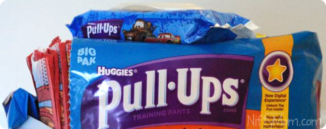 Pull-Ups Diapers