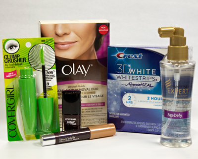 Proctor & Gamble Beauty Prize Pack Giveaway