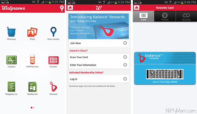 The Balance Rewards Program Linked to the App #CBias #HappyHealthy
