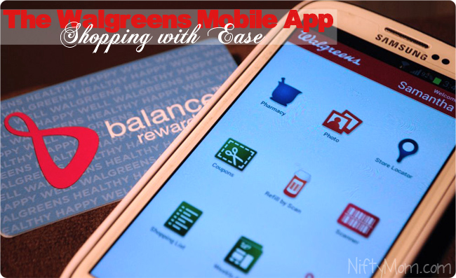 How to use the Walgreens Mobile App to Shop from Home #CBias #HappyHealthy