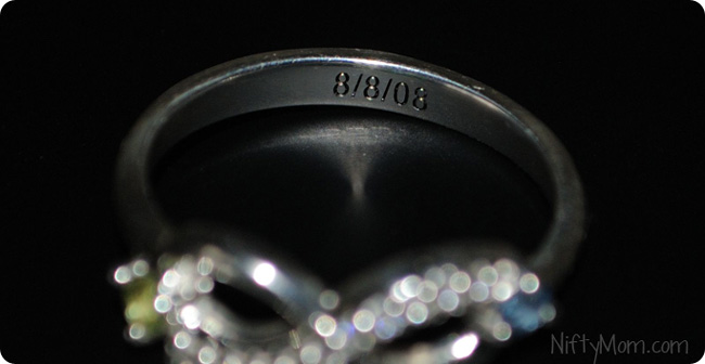 Personalized Rings for Valentine's Day