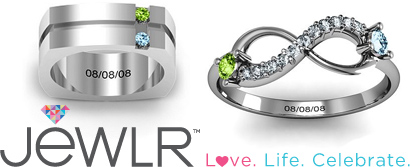 Personalized Jewelry from Jewlr