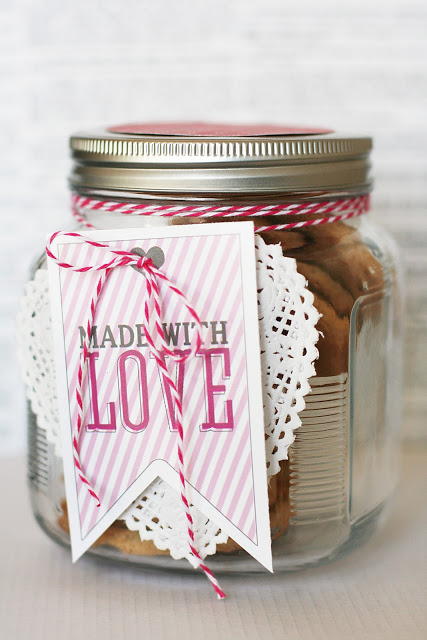 Free Made with Love Printable