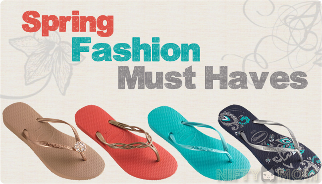 Spring Fashion Must Haves