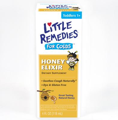 Little Remedies Honey Elixir
