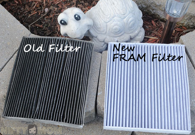 Reason to Change your Cabin's Air Filter #FresherCar #cbias