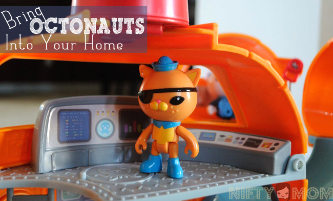 Octonauts Octopod Review