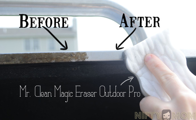 Mr. Clean Magic Eraser Outdoor Pro Review