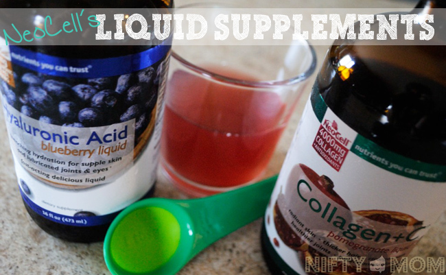 Neocell's Liquid Supplements Review