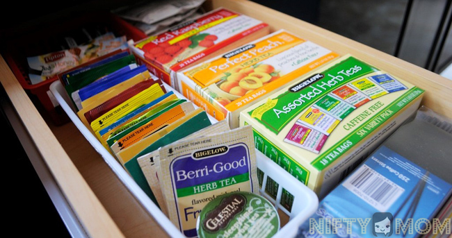 Tea Drawer #AmericasTea