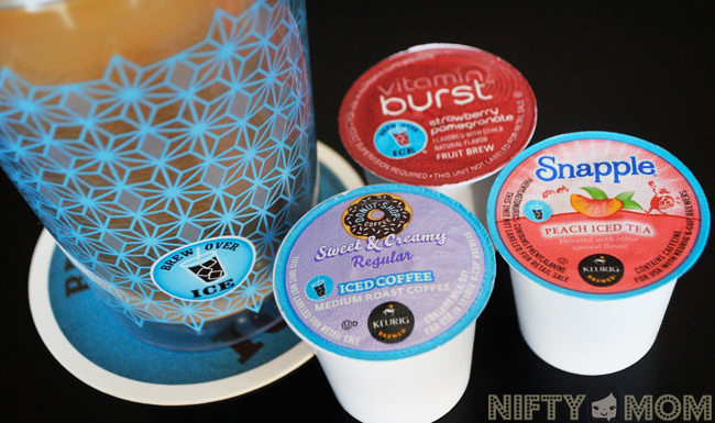 Brew Over Ice K-Cups