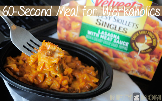 Velveeta Cheesy Skillets Singles #PersonalFeast #cbias #shop