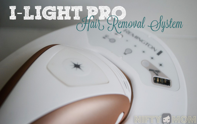 i-LIGHT Pro Hair Removal System #ilightpro