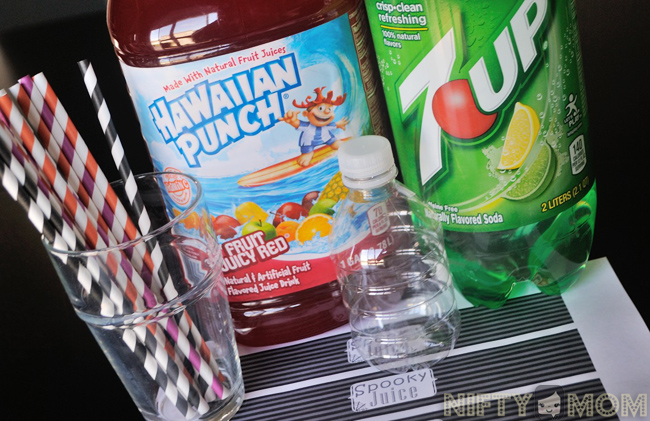 Spooky Juice with Hawaiian Punch & 7UP #SpookyCelebration #Shop