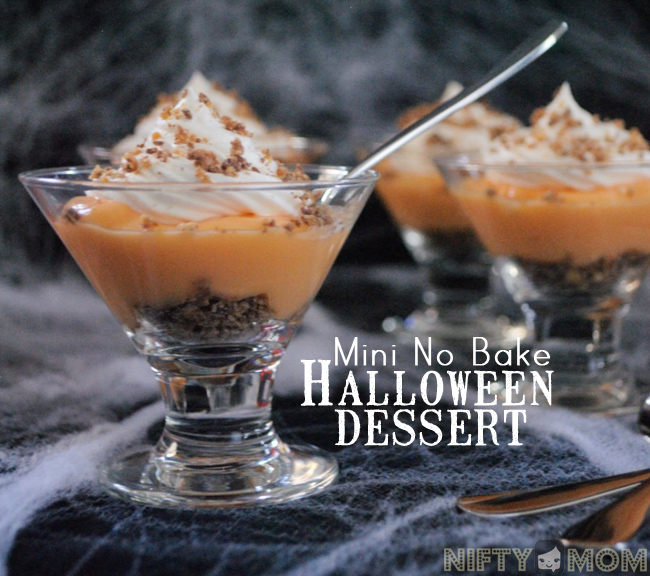 Not So Spooky No Bake Halloween Dessert And Juice Recipes