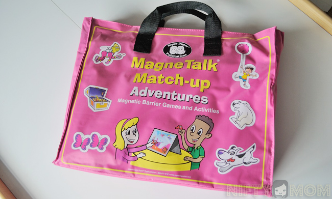 Super Duper MagneTalk Match-Up Adventures Kit Review