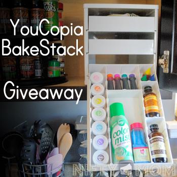 BakeStack Giveaway