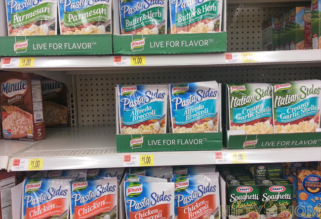 Knorr Sides at Walmart #shop #walmartproduce