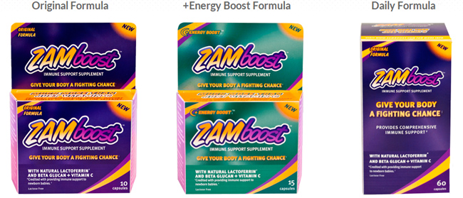ZAMboost Products