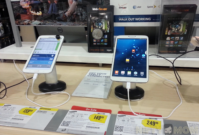 Tablets at Best Buy