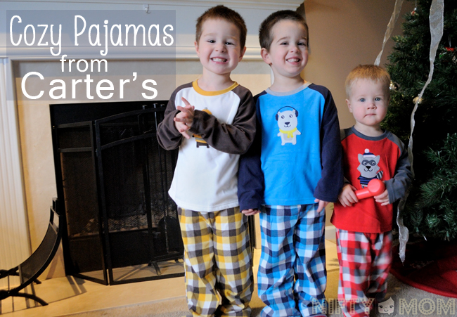 Cozy Carter's Pajamas