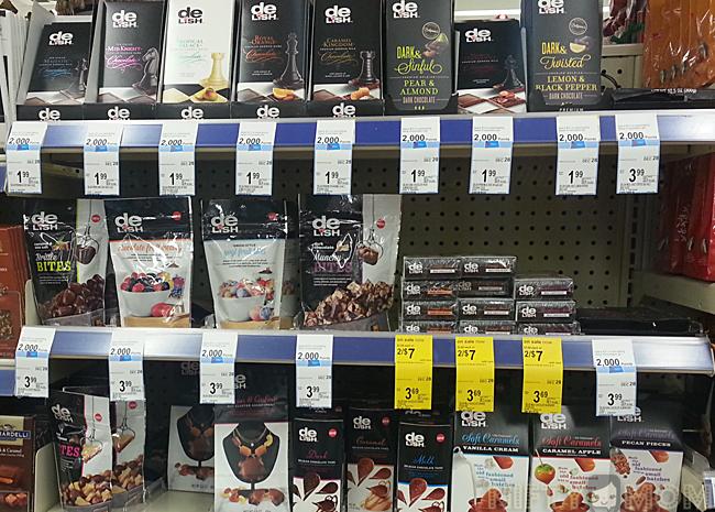 Good & Delish Chocolate at Walgreens