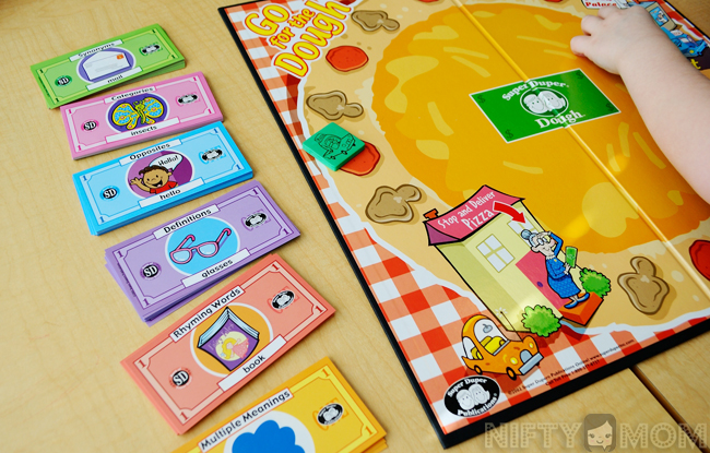 Super Duper Go for the Dough Board Game Review