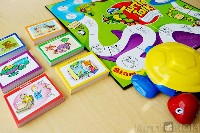 Super Duper Turtle Talk Board Game Review