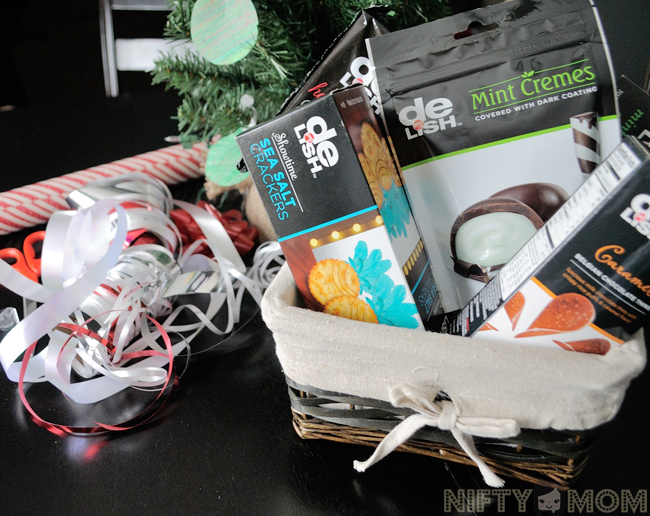 'Treat Yourself' Basket to Help get Through the Holiday Season