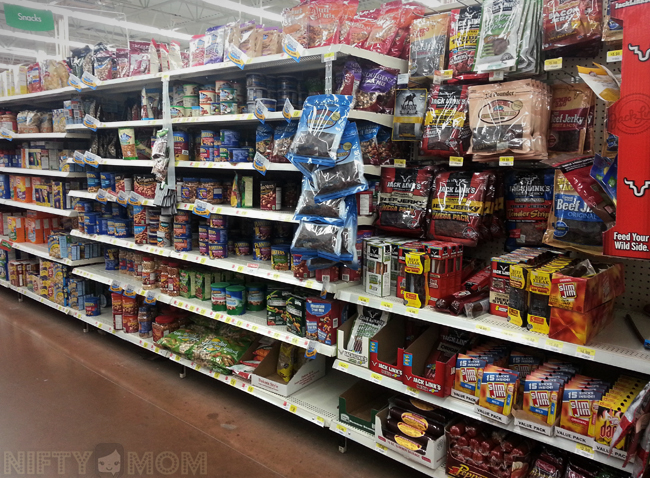 Snacks at Walmart #cbias #shop