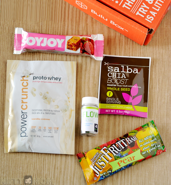 What's in the February Bulu Box?