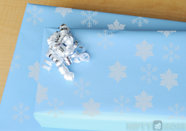 Wrapped Frozen Toys for Birthday Presents #FROZENFun #shop