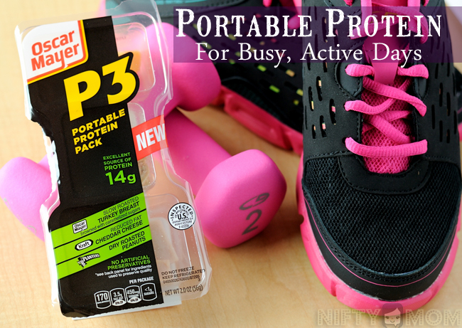Protable-Protein-Active-Days