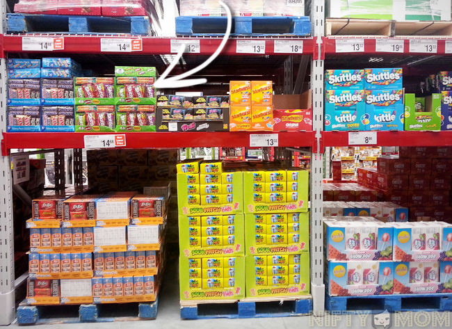 Skittles & Starburst 30 Pack at Sam's Club #VIPFruitFlavors #shop