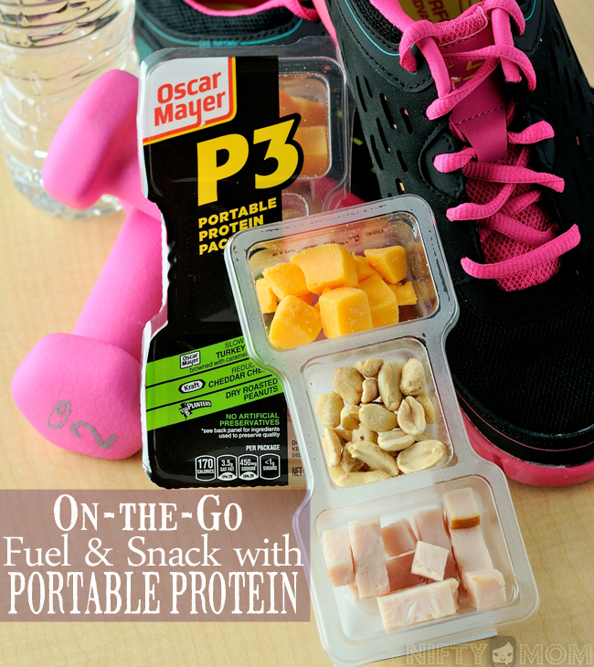 on-the-go Fuel & Snack with Portable Protein #portableprotein #shop