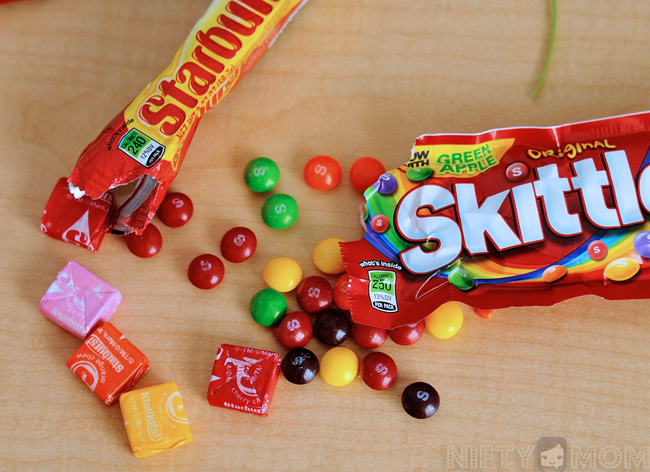 Skittles & Starburst #VIPFruitFlavors #shop